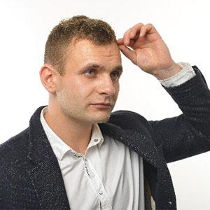 50代すぎの男性が一番気にするのは、薄毛。