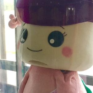 旭川刑務所のゆるキャラ〜カッタクリちゃん